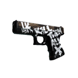 Glock-18 | Wasteland Rebel (Minimal Wear)
