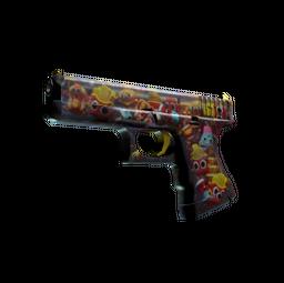 StatTrak™ Glock-18   Snack Attack (Battle-Scarred)