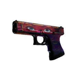 StatTrak™ Glock-18 | Vogue (Battle-Scarred)