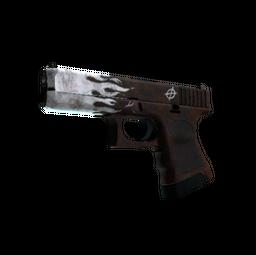 StatTrak™ Glock-18 | Oxide Blaze (Factory New)