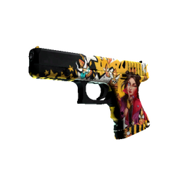 Glock-18 | Bullet Queen (Factory New)