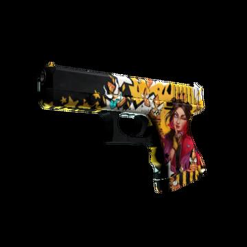 Glock-18 | Bullet Queen