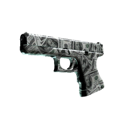 Glock-18 | Franklin (Minimal Wear)