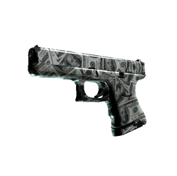 Glock-18 | Franklin (Well-Worn)