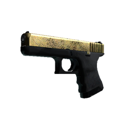 Glock-18 | Brass (Factory New)
