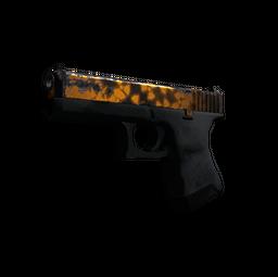 Souvenir Glock-18 | Reactor (Battle-Scarred)