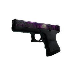 StatTrak™ Glock-18 | Moonrise (Battle-Scarred)