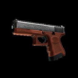 StatTrak™ Glock-18 | Royal Legion (Minimal Wear)
