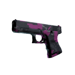 Glock-18   Pink DDPAT (Field-Tested)