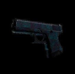 Glock-18 | Synth Leaf (Battle-Scarred)