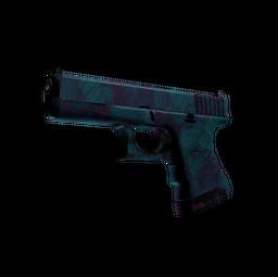 Glock-18 | Synth Leaf (Well-Worn)
