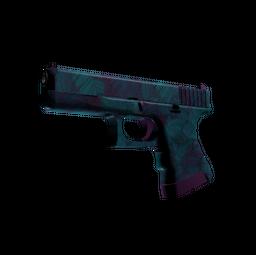 Glock-18 | Synth Leaf (Minimal Wear)