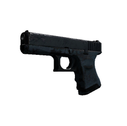 Souvenir Glock-18 | Night (Battle-Scarred)