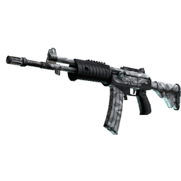 StatTrak™ Galil AR | Shattered (Well-Worn)