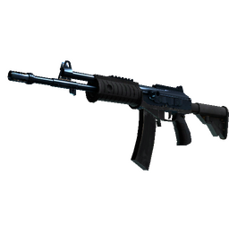 StatTrak™ Galil AR | Blue Titanium (Factory New)
