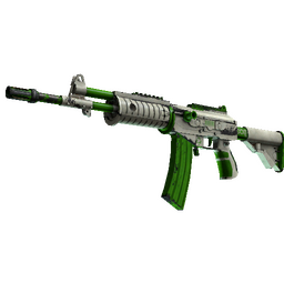 Galil AR | Eco (Battle-Scarred)