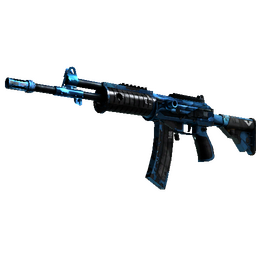 StatTrak™ Galil AR | Stone Cold (Battle-Scarred)