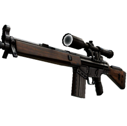 G3SG1 | Hunter (Battle-Scarred)