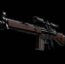 G3SG1 | Hunter (Well-Worn)