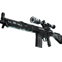 G3SG1 | Arctic Camo (Battle-Scarred)