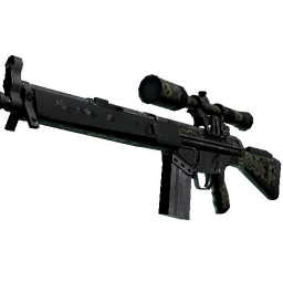 G3SG1 | New Roots (Battle-Scarred)
