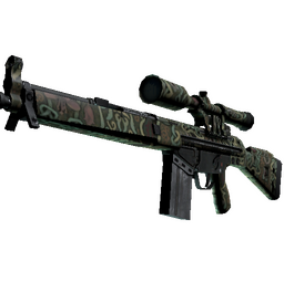G3SG1 | New Roots (Factory New)