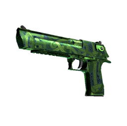 Desert Eagle | Emerald Jörmungandr (Factory New)