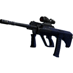 AUG | Navy Murano (Well-Worn)