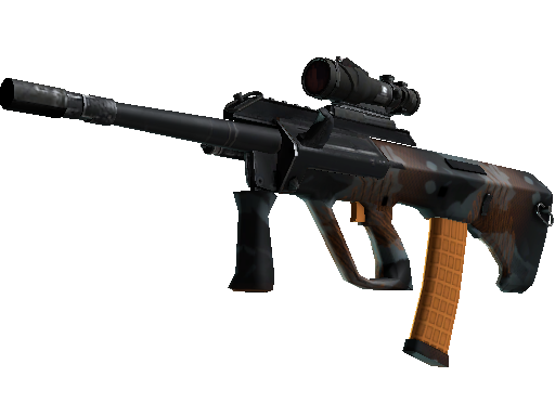 AUG | Amber Slipstream (Factory New)