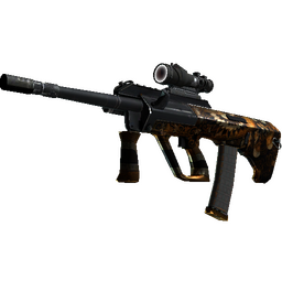 StatTrak™ AUG | Stymphalian (Battle-Scarred)
