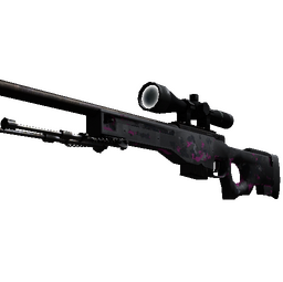 AWP | Pink DDPAT (Battle-Scarred)