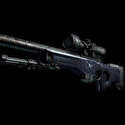 StatTrak™ AWP | Exoskeleton (Battle-Scarred)