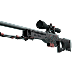 StatTrak™ AWP | Capillary (Battle-Scarred)