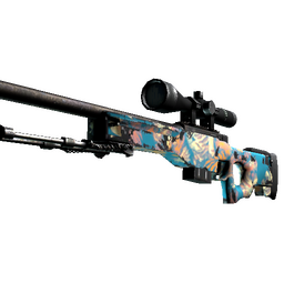 AWP | Silk Tiger (Field-Tested)