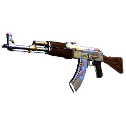 StatTrak™ AK-47 | Case Hardened (Factory New)