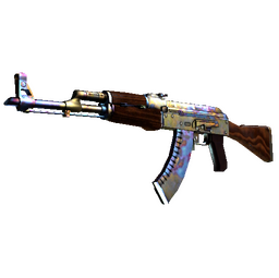 AK-47 | Case Hardened (Field-Tested)