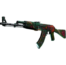 AK-47 | Wild Lotus (Battle-Scarred)