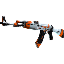 StatTrak™ AK-47 | Asiimov (Well-Worn)