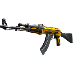 StatTrak™ AK-47 | Fuel Injector (Minimal Wear)