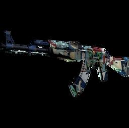 AK-47 | Leet Museo (Battle-Scarred)