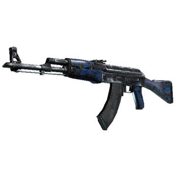 Steam Community Market Listings For Ak 47 Blue Laminate Field Tested