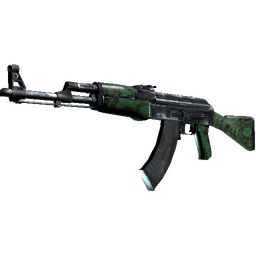 AK-47 | Green Laminate (Field-Tested)