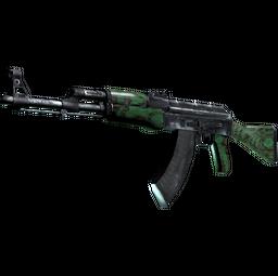AK-47 | Green Laminate (Factory New)