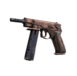 StatTrak™ CZ75-Auto | Distressed (Minimal Wear)