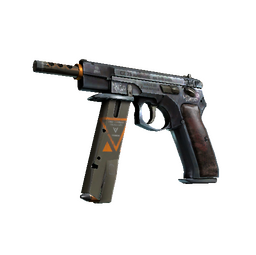StatTrak™ CZ75-Auto | Vendetta (Well-Worn)