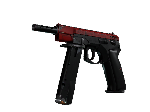 CZ75-Auto | Crimson Web (Field-Tested)