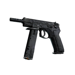 CZ75-Auto | Midnight Palm (Battle-Scarred)