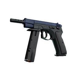 CZ75-Auto | Indigo (Factory New)