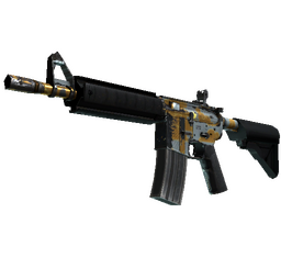 M4A4 | Daybreak (Well-Worn)
