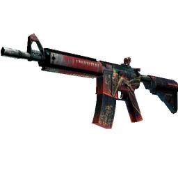 StatTrak™ M4A4 | Tooth Fairy (Factory New)